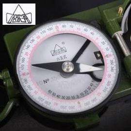 地质罗盘仪 测方位距离水平坡度