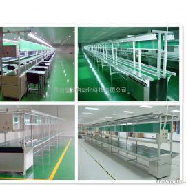 输送机小型输送机组装线流水线皮带线传动带厂家直销