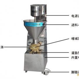 自动灌肠机,自动腊肠机价格