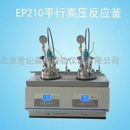 大连大量销售EP210平行高压反应釜
