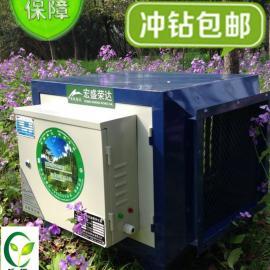 宏盛荣达静电式油烟净化器上海总代理