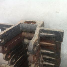 供应湖北锅炉重型框链除渣机,湖北省刮板除渣机链条,链轮,链轴