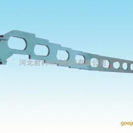 7075板坯双面台阶式对弧样板