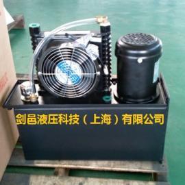 剑邑JY-13MA系列精密数控机床高速主轴油冷却单元/主轴油冷却系统