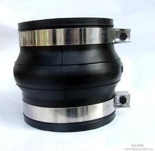 供应箍式可曲挠橡胶接头/箍式可曲挠橡胶接头品质保证/鼎龙