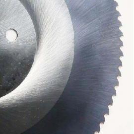 金属实心棒料切口平整光滑不粘齿无毛刺高速钢锯片