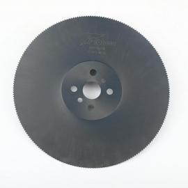 专切紫铜棒料300x2x32不粘齿无毛刺机用锯片