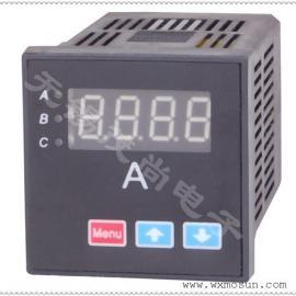 48方型三相电流表