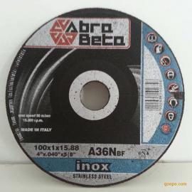 意大利进口树脂切割片 ABRA BETA 100*1MM