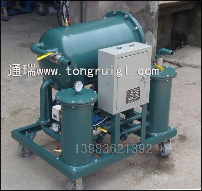 ZJD-F-50轻柴油过滤脱水净化机(聚结脱水不加热)