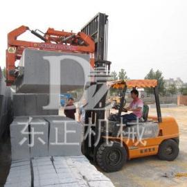 砖厂全自动化抱砖机 夹砖机 搬砖机 运转机