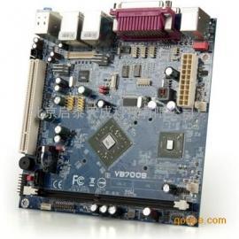 全功能威盛主板VB7009-12XC 一个并口六个串口