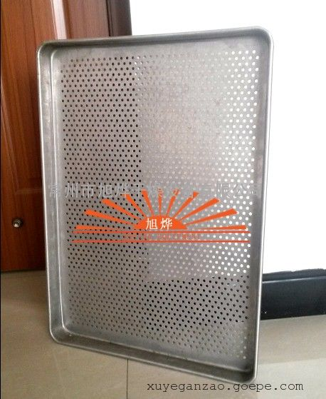 热风循环烘箱配套不锈钢烘盘、冲孔盘、GMP直边盘