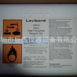 罗威邦Lovibond ET535210总磷试剂