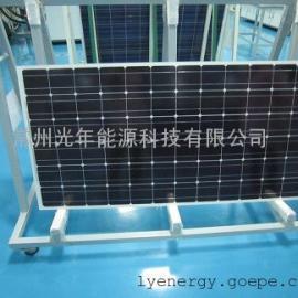 156单晶190瓦电池板