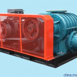 供应重庆水处理设备专用罗茨风机,30kw电机