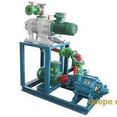 罗茨水环式真空机组、罗茨真空泵、水环真空泵