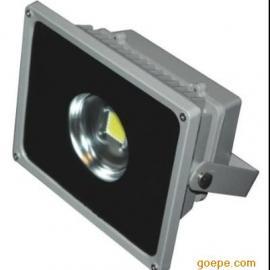 供应30W集成大功率LED投光射灯用酒外墙广场夜景园林亮化