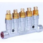 现货批发零售注塑机专用三浪T86型加压式定量油脂分配器
