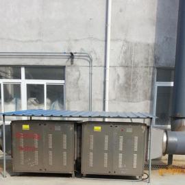 香精香料厂恶臭废�獯�理设备 光解除臭设备 碳钢 不锈钢