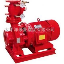 XBD-W卧式恒压切线消防泵