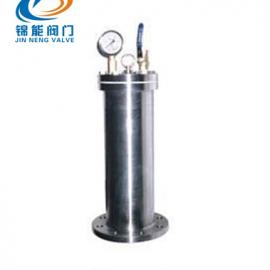 活塞式水锤吸纳器