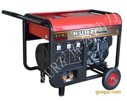 250A汽油电焊机工程用