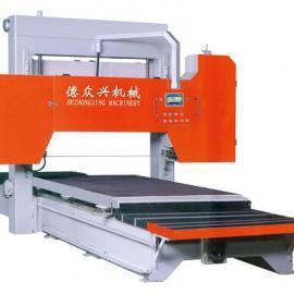 江门全自动卧式龙门锯MJR4000*1200 厂家直销 质量第一