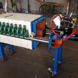 小型板框压滤机/千斤顶压滤机/手动液压压滤机