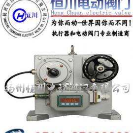 ZKJ-310CX 电动执行机构
