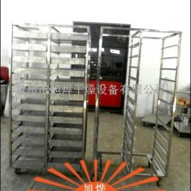 配套热风循环烘箱用不锈钢烘车