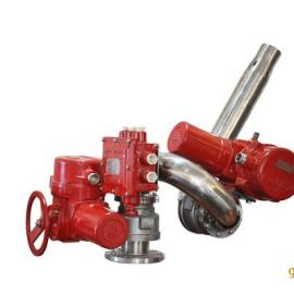 PLKD系列远程电控泡沫水两用消防炮