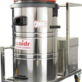 工业用充电式电瓶吸尘器WD-80P/威德尔无线式电瓶工业吸尘器常州�