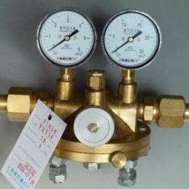 YQK-16气体减压阀,气体减压器,国内品牌上海减压备件厂