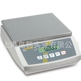 KERN电子天平秤 FCB12K1双显示器台秤 全球最热销实验室天平秤