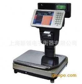 寺冈收银电子秤,上海RM-5800电子秤,触屏称重电子秤
