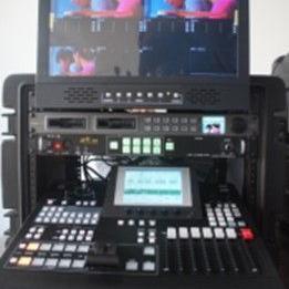 网络型移动导播台N&W EFP-100
