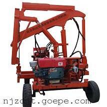 供应优质南京筑达牌YD型液压打桩机(之)折叠式液压打桩机