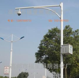 山西省监控杆 8米监控杆 优质监控杆热销