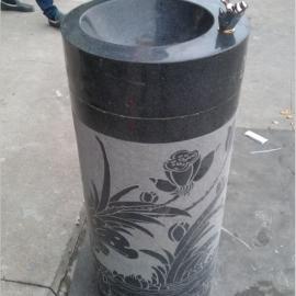 伦教政府广场石材直饮水台