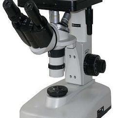 石家庄龙业仪器金相双目倒置显微镜