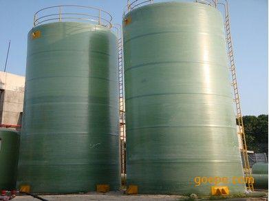 海南玻璃钢储存罐图片