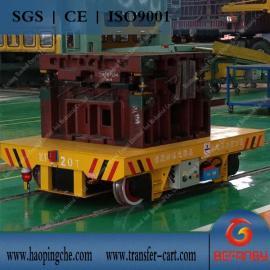 中国最大电动轨道过跨地爬平板车供应商是?