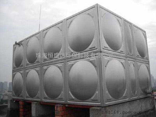 珠海不锈钢方形水箱
