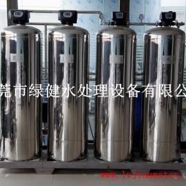 东莞塘厦离子交换设备 工业纯水机 离子交换纯水处理设备