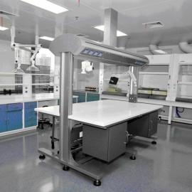 广州厂家实验室家具全钢实验台