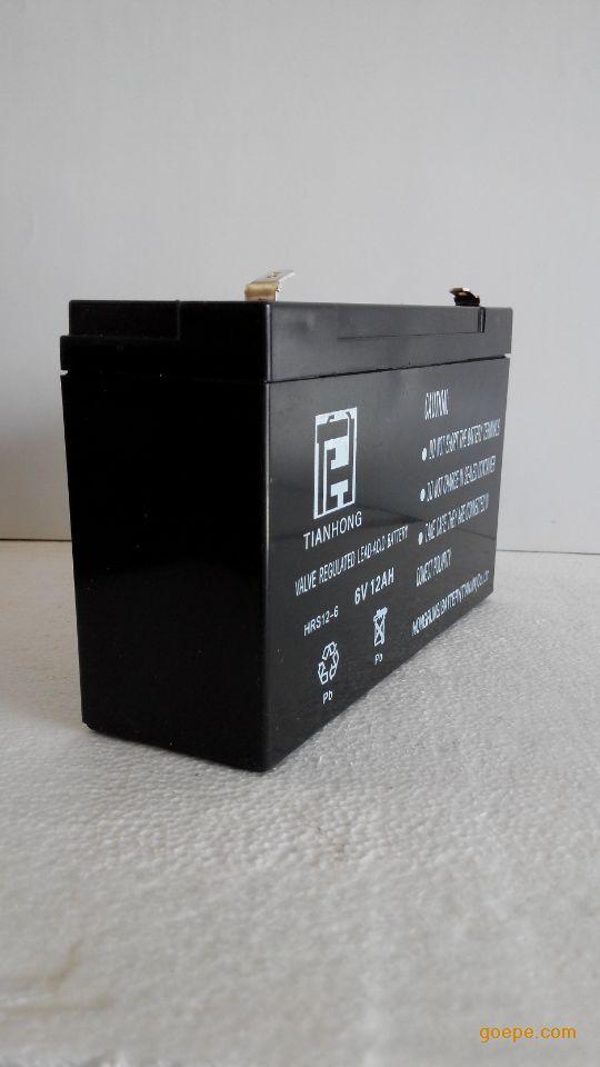 蓄电池生产厂家供应天津工业电池 长寿命电子称用