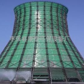 混凝土框架结构冷却塔,混凝土结构框架冷却塔,玻璃钢冷却塔