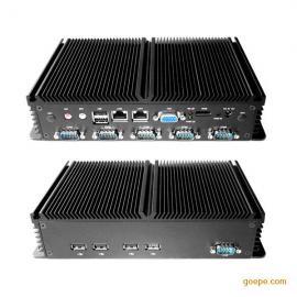 鑫博控BK-BOXPC-N2800E双千兆网卡免风扇工控机