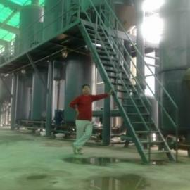 三效连续蒸发结晶器(取盐)